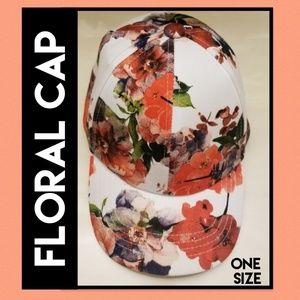 💐Fashion Floral Cap💐